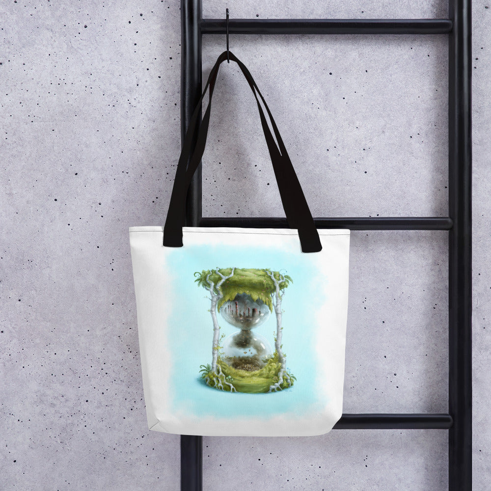 Hourglass - Tote bag