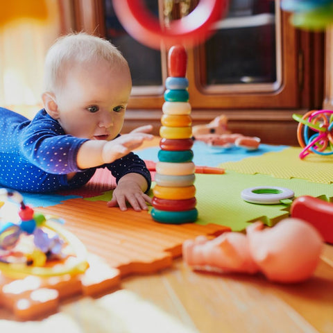Babyproofing Safety Tips