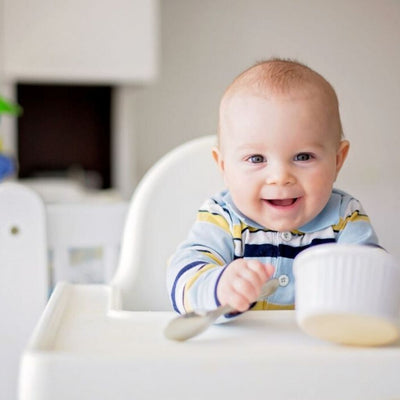 How to Start First Foods with Your Baby