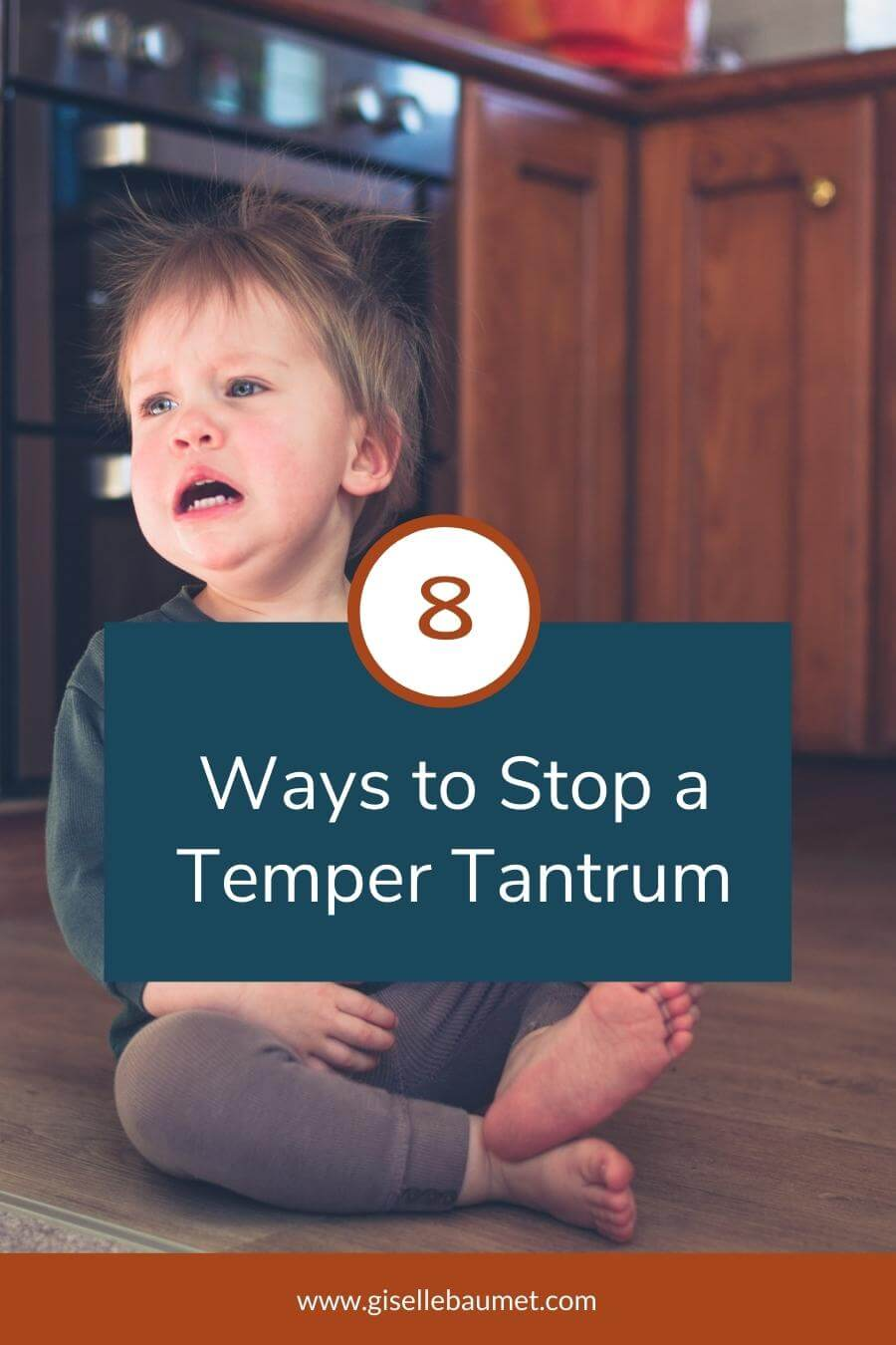 8 Ways to Stop a Tantrum