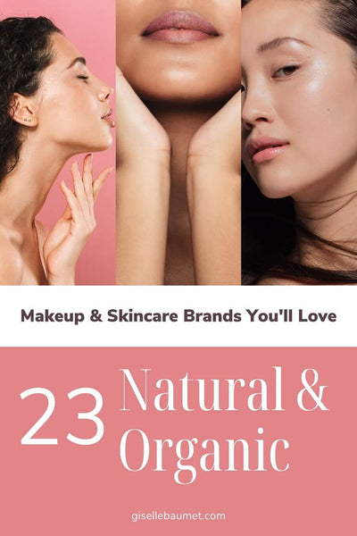 23 natural and organic makeup and skincare brands