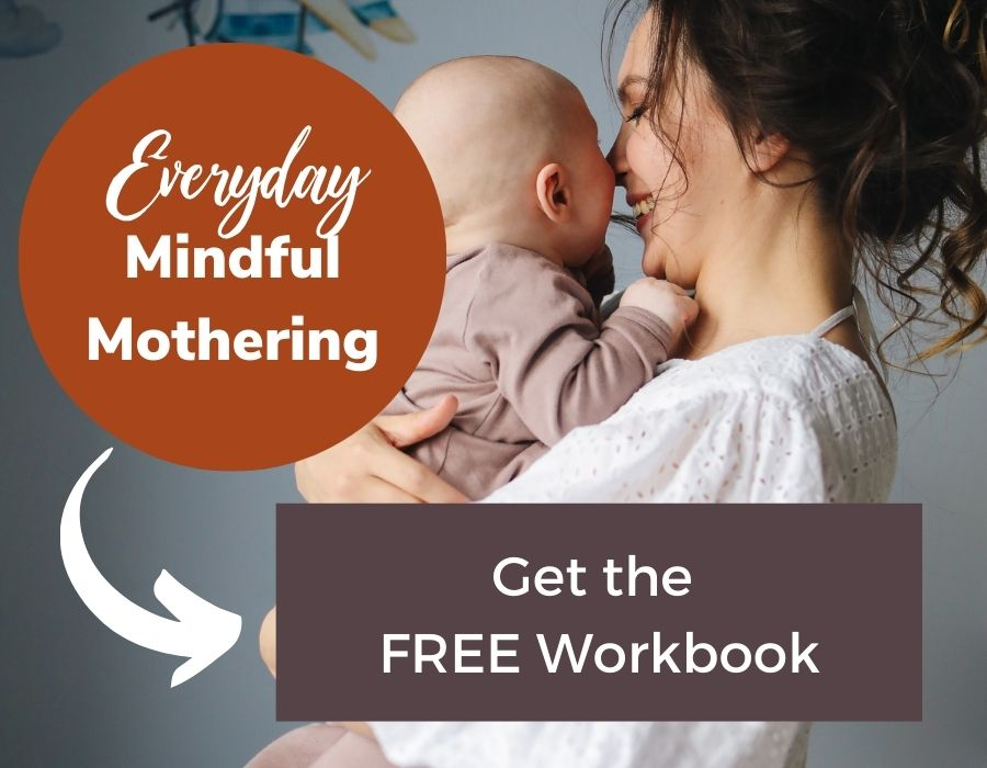 Mindful mothering giveaway