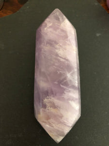 Double Terminated Amethyst