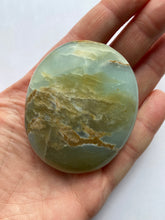Load image into Gallery viewer, Andean Blue Opal Palmstone