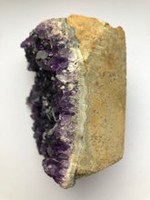 Load image into Gallery viewer, Uruguayan Amethyst Cut Base 1