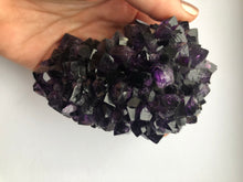 Load image into Gallery viewer, AA Uruguayan Amethyst Rosette