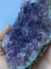Load image into Gallery viewer, Amethyst Cluster 2
