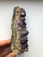 Load image into Gallery viewer, Uruguayan Amethyst Cut Base 2