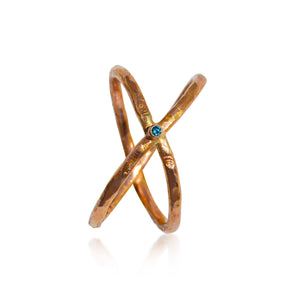 "Star Path Ring ""Asteri"""