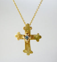 Traditional Byzantine Gold Cross