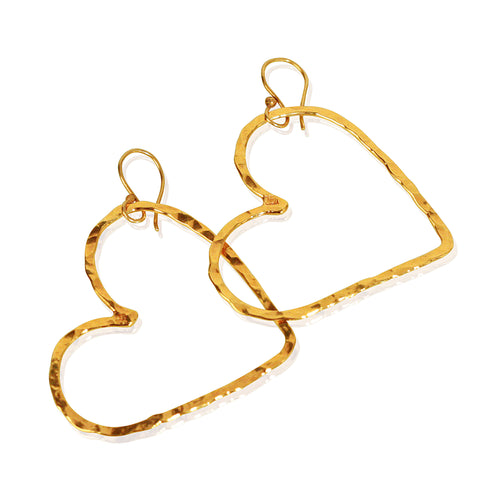 Heart Halo Hoops