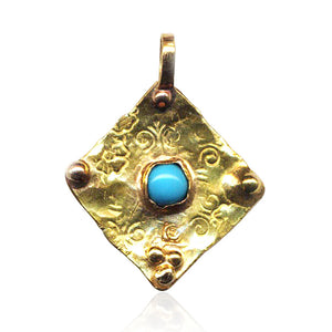 Minoan Seed of Creativity Pendant