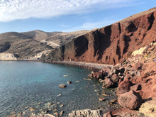 Red Rock beach, Santorini, Greece ©2020 Maria-Tina Karamanlakis
