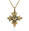 Byzantine Nature Symbol Cross