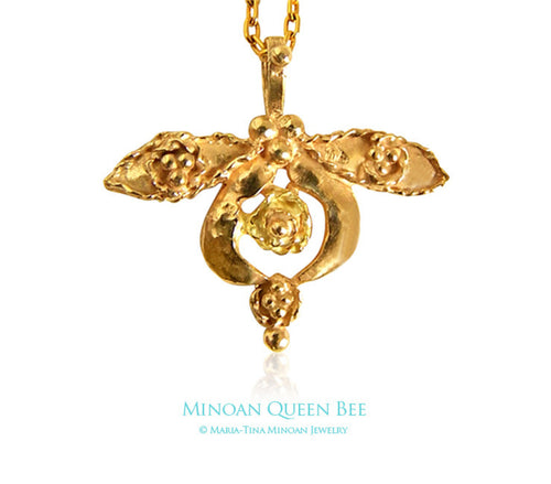 Minoan Queen Bee
