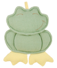 Frog Rattle - Classic Organic Toy