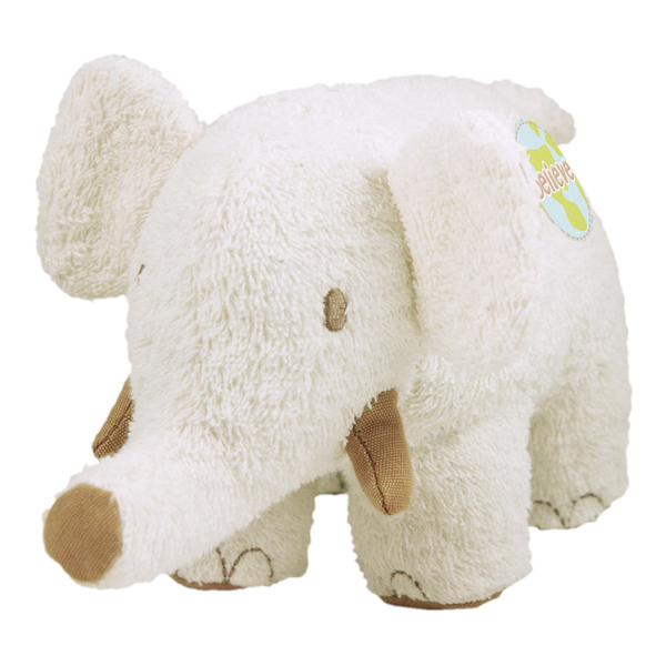 "Small Elephant - ""Believe"" Organic Plush"