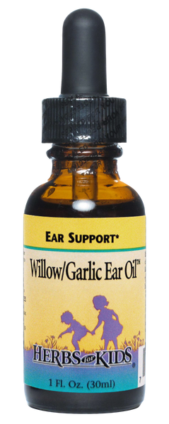 Willow Garlic Ear Oil