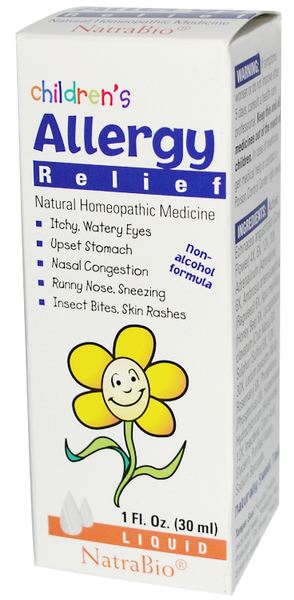 Children's Allergy Relief
