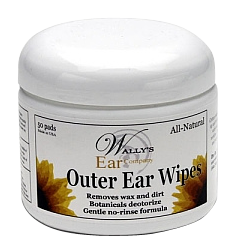 Outer Ear Wipes Kids