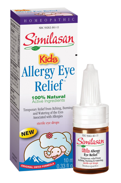 Kids Allergy Eye Relief