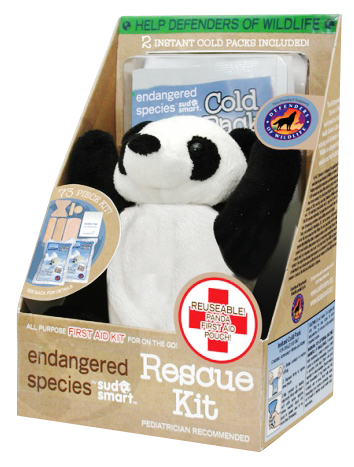 Panda First Aid Rescue Kit
