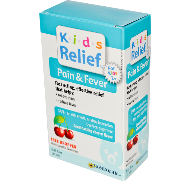 Pain & Fever Relief Kids