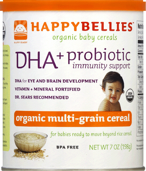 Happy Bellies Multigrain Cereal - 7 oz