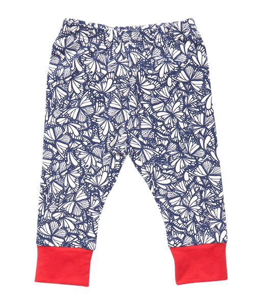 Sale - Girls' Butterfly Cuffster Pants