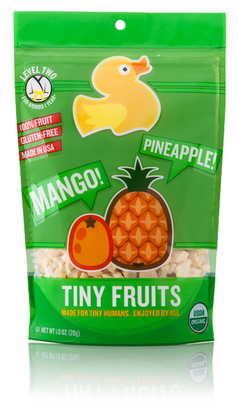 Tiny Fruits - Pineapple Mango