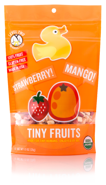 Tiny Fruits - Strawberry Mango