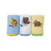 Triple Pack Wash Cloth