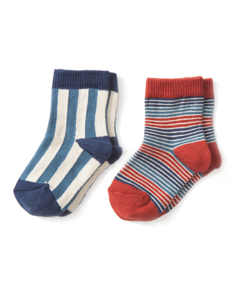 Boys' Two-Way Stripe 2-Pack