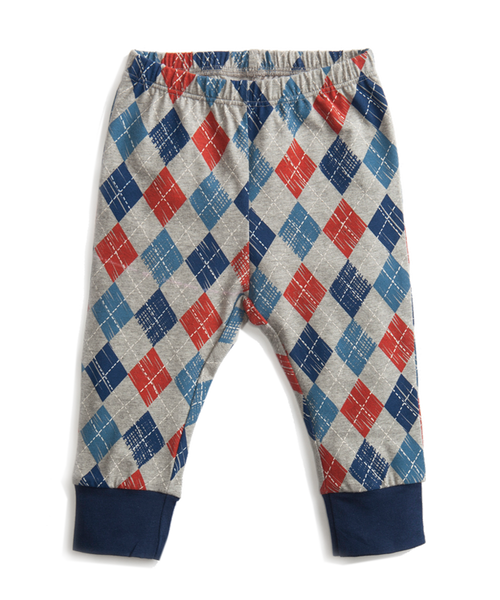 Boys' Argyle Cuffster Pants