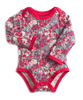 Girls' Bramble Long Sleeve Snapster