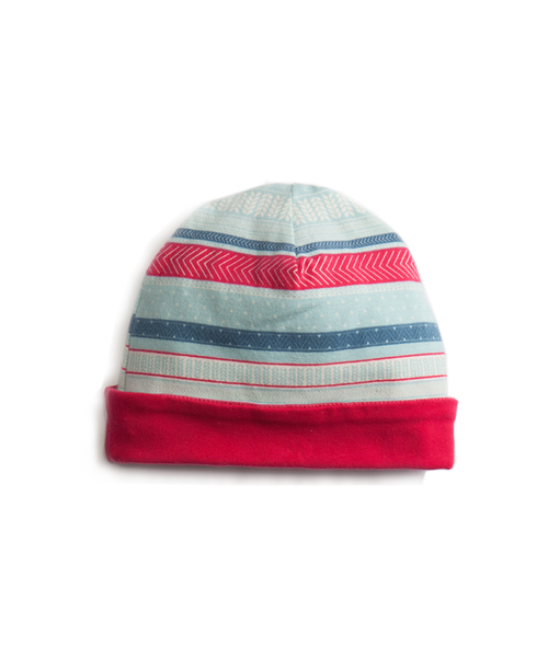Girls' Harvest Reversible Beanie