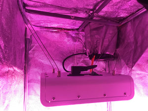 Instructions: How to Hang & Setup an LED Grow Light