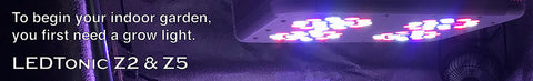 LEDTonic LED grow lights
