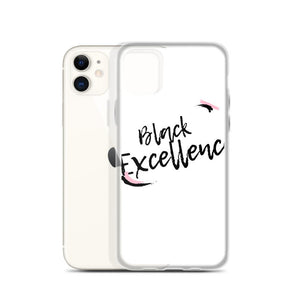 Black Excellence iPhone Case