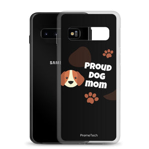 Dog Mom Samsung Case