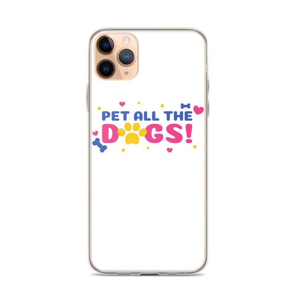 iPhone 11 Pro Max Pet All Dogs iPhone Case