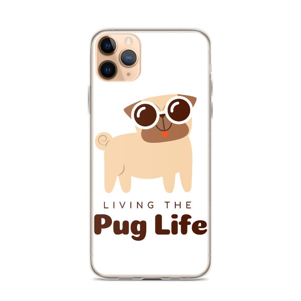 iPhone 11 Pro Max Pug Life iPhone Case