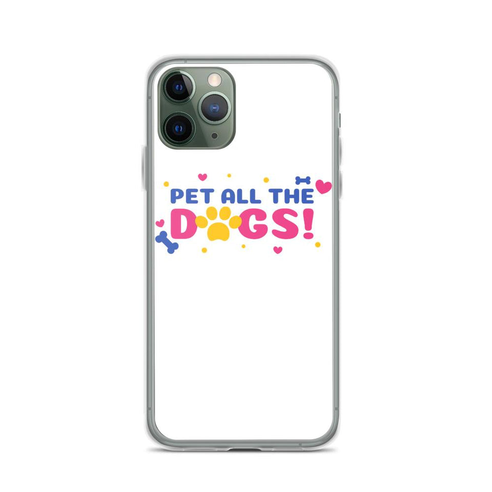 iPhone 11 Pro Pet All Dogs iPhone Case