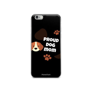 iPhone 6/6s Dog Mom iPhone Case