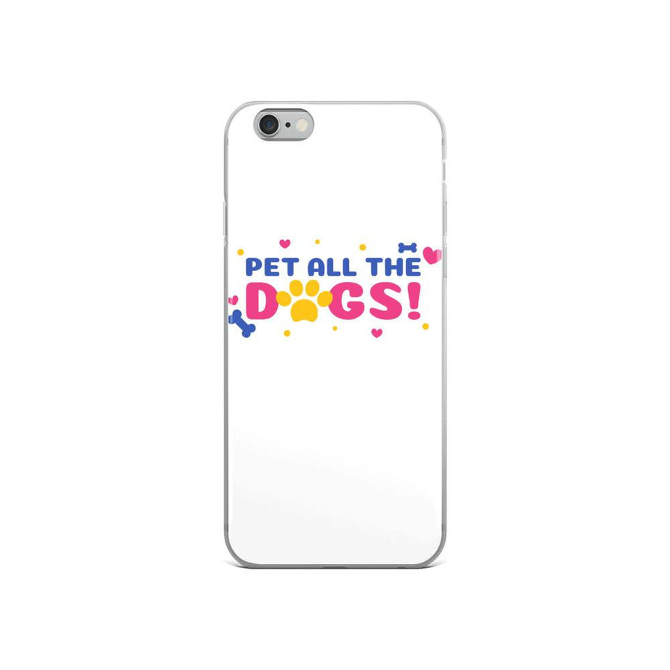 iPhone 6/6s Pet All Dogs iPhone Case