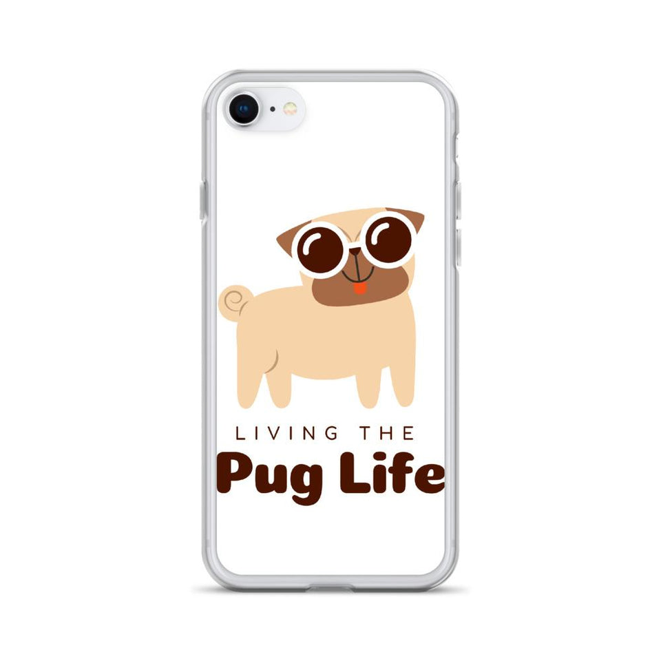 iPhone SE Pug Life iPhone Case