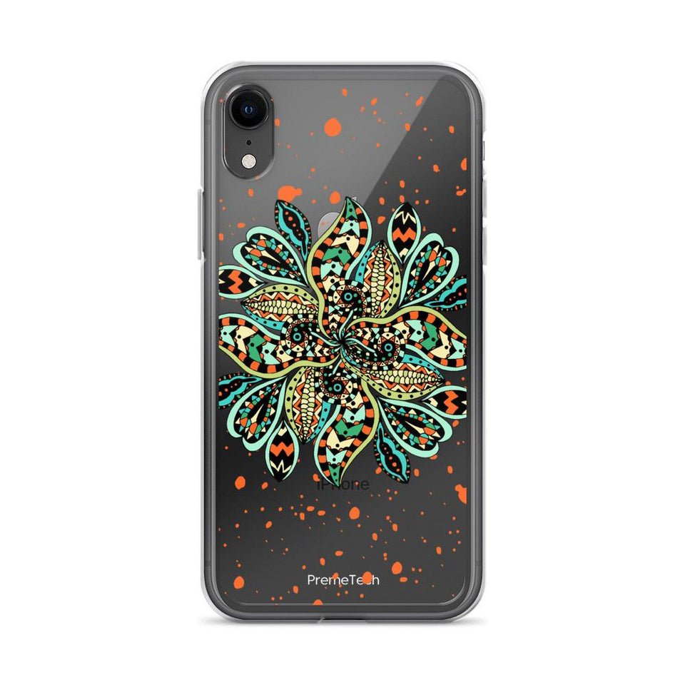 iPhone XR Groovy iPhone Case