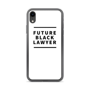 iPhone XR Lawyer iPhone Case
