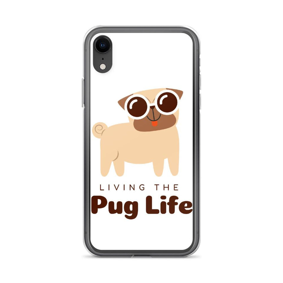 iPhone XR Pug Life iPhone Case