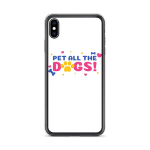 iPhone XS Max Pet All Dogs iPhone Case